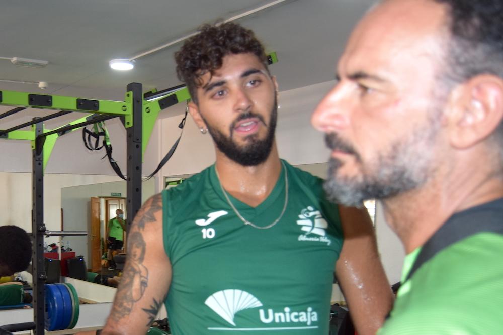 Unicaja Almería exprime la semana pensando en Melilla