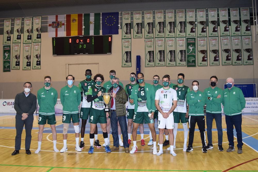 15ª Copa de Andalucía de Unicaja Costa de Almería como punto de partida para la 12ª Copa del Rey ahorradora