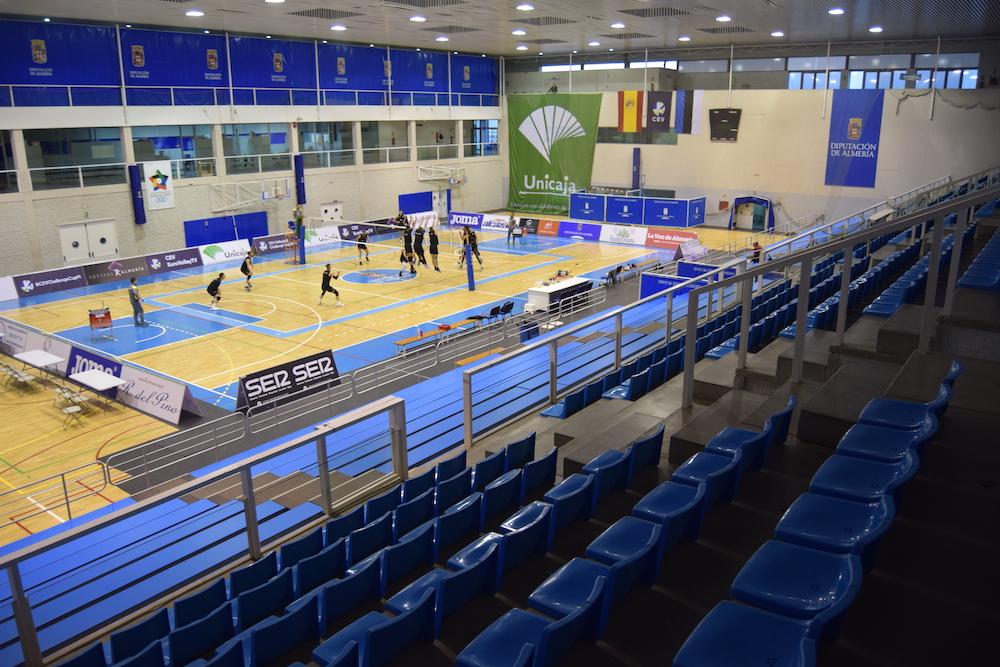 Unicaja Costa de Almería crea una reserva de los Abonos 2020/2021 para tomar la delantera a la 'nueva normalidad'