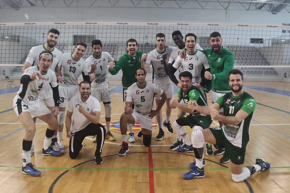 Unicaja Costa de Almería está en 'modo eficiencia' y gana