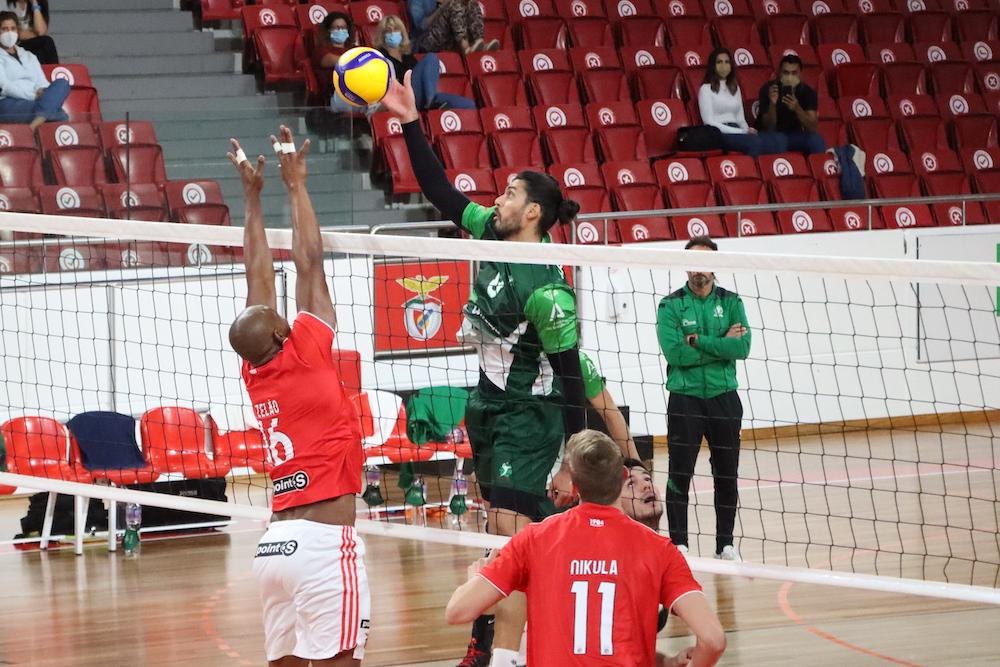Momentazo para el voleibol español cuando Son Moix se abra para recibir de nuevo a Jorge Fernández